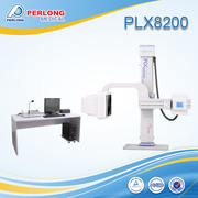 direct digital radiography X-ray imaging system PLX8200