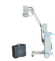 High Frequency Mobile Digital Radiography System PLX4000