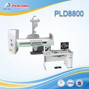 HF DR X ray Radiography Equipment PLD8800