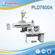 digital medical x ray equipment PLD7600A