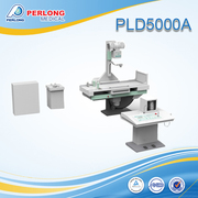 mobile x ray machine functions PLD5000A