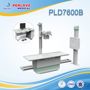 surgical x ray equipment with flat panel PLD7600B