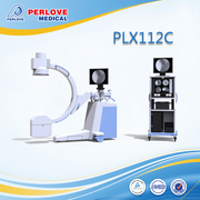 mobile c-arm system automatic fluoroscopy PLX112C
