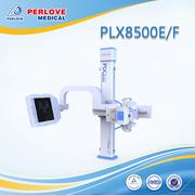 digital x-ray equipment with CE mark PLX8500E/F