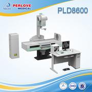 Medical Equipment X Ray Machine PLD8600