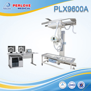Medical digital x ray machine cost PLX9600A
