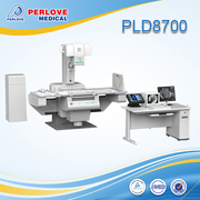 X-ray Radiography System For Medical Diagnostic PLD8700