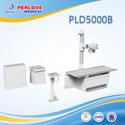 Medical x ray stationary machine PLD5000B