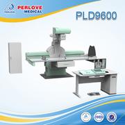New hospital x-ray equipment PLD9600
