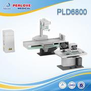 Radiography & Fluoroscopy x-ray equipment PLD6800
