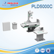 New hospital x-ray equipment PLD5000C