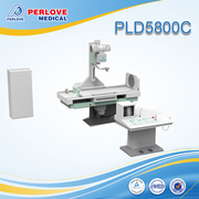 x ray machine for radiology use PLD5800C