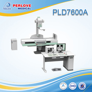 x ray machine for radiography and fluoroscopy PLD7600A