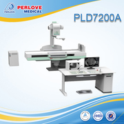 brand of surgical x-ray equipment PLD7200A