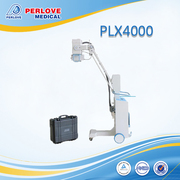 flexible digital x-ray machine PLX4000