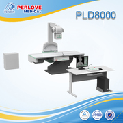 digital x-ray machine patient PLD8000