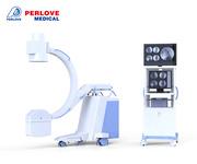 Portable fluoroscopy c arm for sale PLX112B