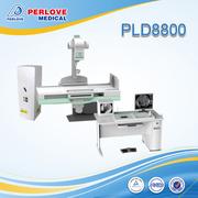 HF x ray machine medical equipment PLD8800