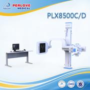 50kw U-Arm Digital Radiography X Ray Machine PLX8500C/D