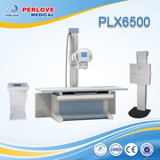 Stationary Diagnostic X ray Equipment PLX6500