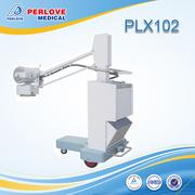 mobile x-ray machine exporter PLX102
