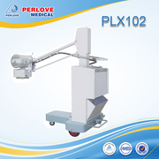 HF Mobile Digital Radiography System PLX102