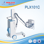 Medical mobile x-ray equipment system PLX101C