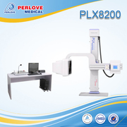 Cost Effective Digital X-ray Radiography PLX8200