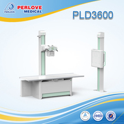 stationary diagnostic x ray equipment PLD3600