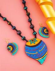Get Latest Terracotta Jewellery Designs Online at Best Price