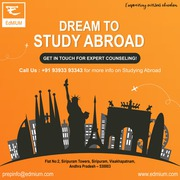 EDMIUM: Overseas Education Consultants - Study Abroad
